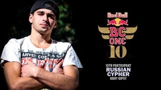 Gipsy (Predatorz\iLLusion of Exist) profile | RED BULL BC ONE RUSSIAN CYPHER