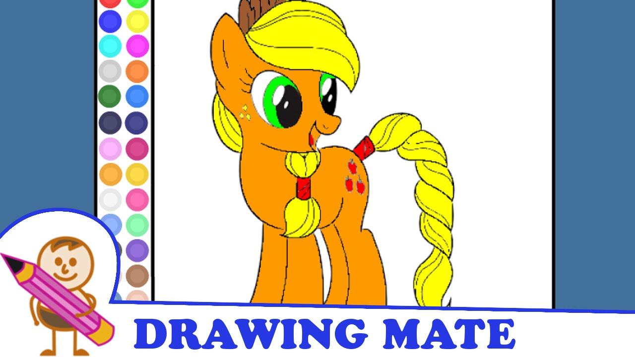 My Little Pony Coloring Pages Colouring
