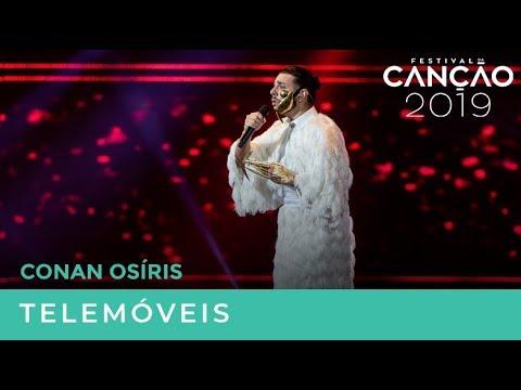 Conan Osíris - Telemóveis - Final | Festival Da Canção 2019