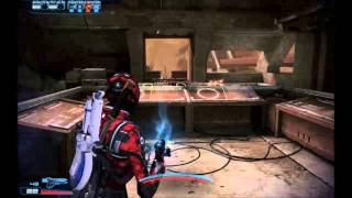 Mass effect 3 Solo Platinum N7 Shadow x Reaper Firebase Giant