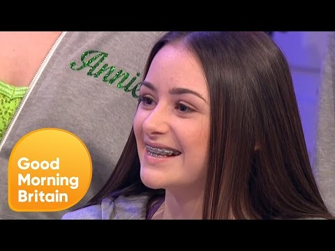 BGT Dance Group 'Just Us' on Being Famous and Julia's Scoliosis Treatment   Good Morning Britain
