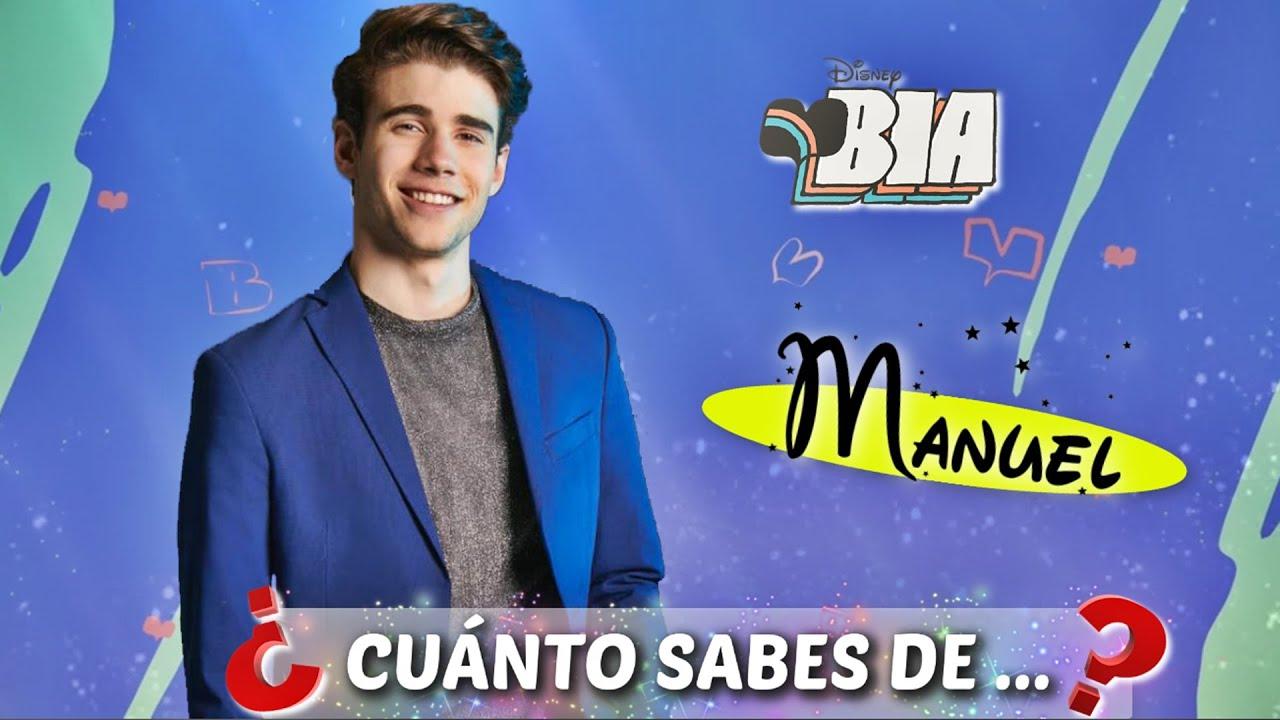 ¿Cuánto sabes de Manuel? - Test de preguntas  BIA  ¡¡ADELANTE FANS!!