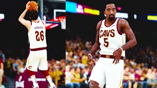 NBA 2K19 PS4 Play Now - Cavs Without LeBron!