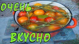 видео Малосольные помидоры