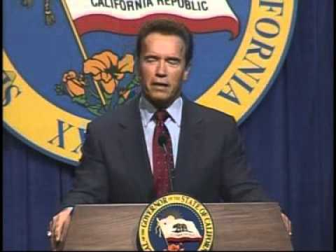 Governor Schwarzenegger Releases 2010-11 State Budget Proposal 1/8/2010