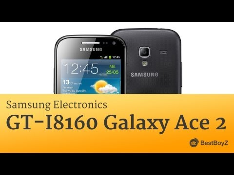 Review: Samsung GT-I8160 Galaxy Ace 2 | BestBoyZ