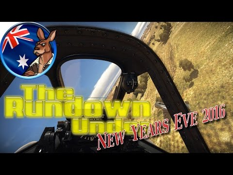 The Rundown Under: New Years Eve 2016