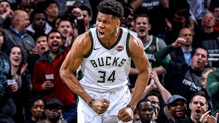 Giannis Antetokounmpo Is A One Man Fast Break | The Best of the Greek Freak Compilation