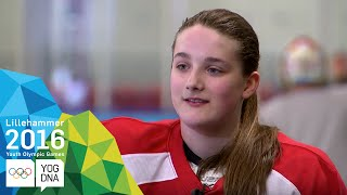Millie Rose Sirum - YOG Athlete Profile | Lillehammer 2016 Youth Olympic Games