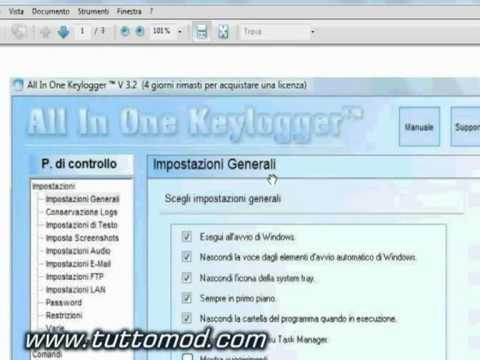 all in one keylogger software free