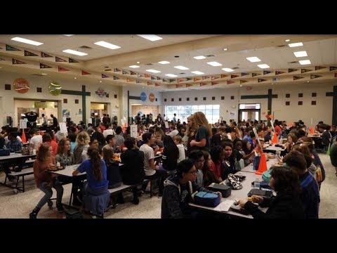 MISD School Mixes It Up to Cross Social Boundaries