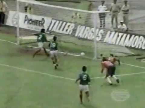 RUMBO A USA 1994 COSTA RICA 2 MEXICO 0 NOV 29 1992