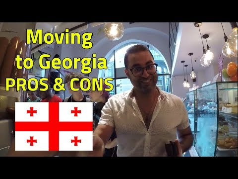 What Is It Like To Live In Georgia For 3 Years? Moving To Georgia Pros And Cons | My Experience