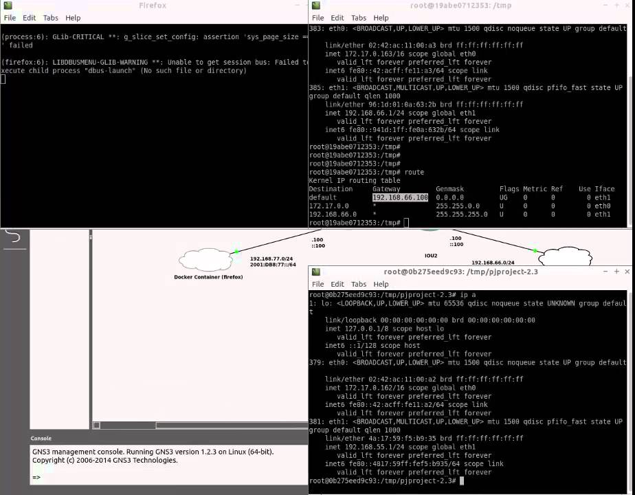 gns3 | CCIE, the beginning!