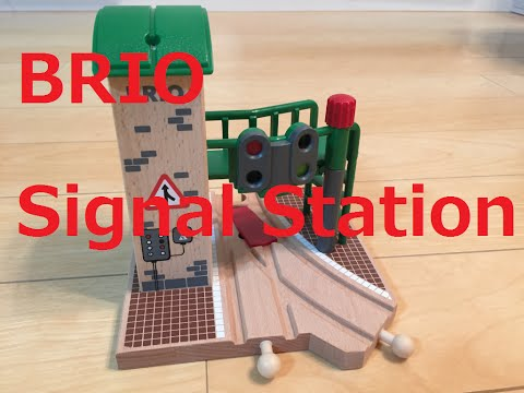 "Signal Station"" BRIO 33674"