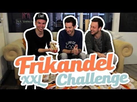 FRIKANDEL XXL CHALLENGE!