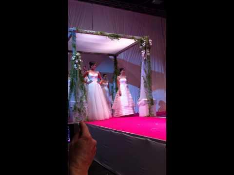 Daniel Goldberg wedding show tel aviv 2012