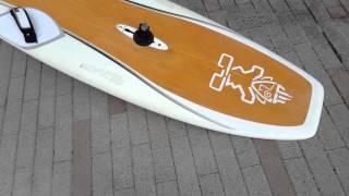 Isonic 115 wood windsurf mallorca