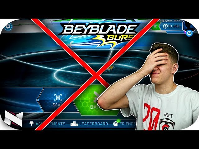 Why The Beyblade Burst App SUCKS Right Now!! || Hasbro Beyblade Burst