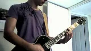 Skillet - Comatose (guitar cover)
