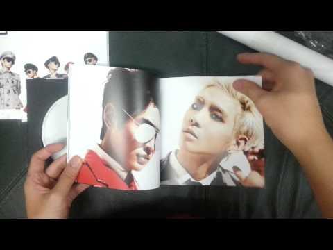 SHINee 5th mini album everybody unboxing