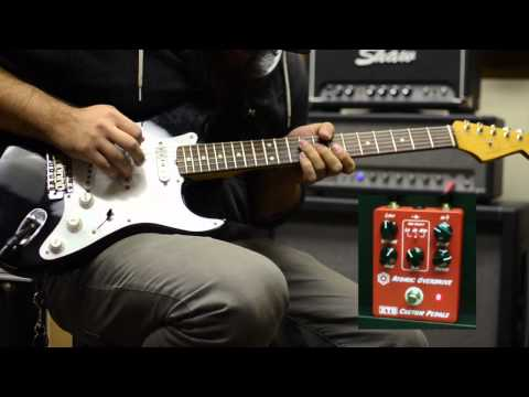 XTS: Break Time with Eric #2 (Atomic Overdrive)