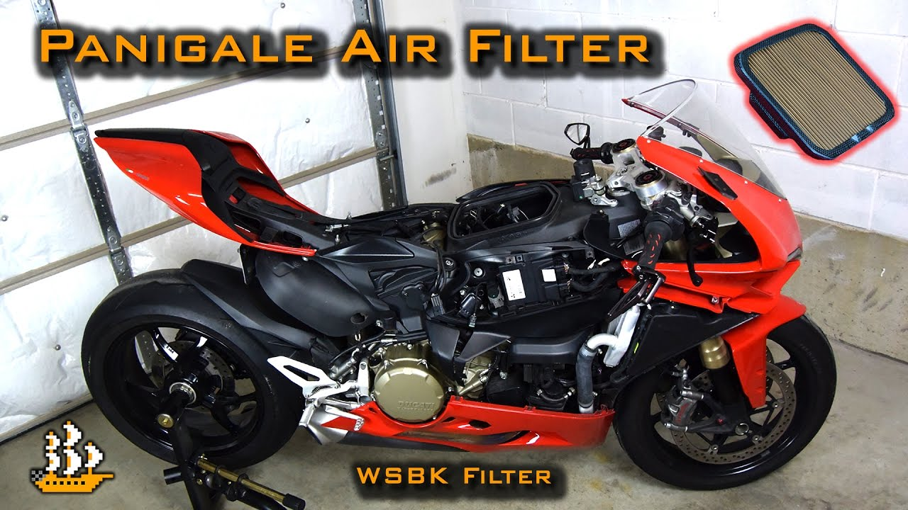 ducati 1199 fuse box ducati 1299 panigale tinkering | changing the air filter ...