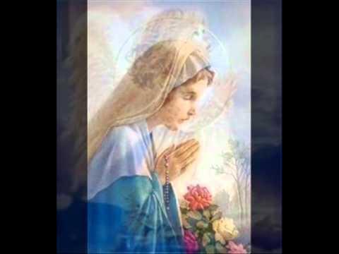Marie tendresse dans nos vies (chanté par les enfants)