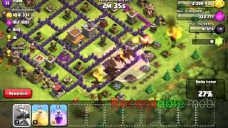 224lex22 [Clash of clans] #Ahi van los dracos