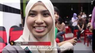Komen Blogger Jamar Bahar, Siti Sab dan pelanggan Burger Bakar Abang Burn Tentang Burger Al-Lazat