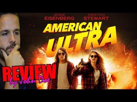 American Ultra - CRÍTICA - REVIEW - HD - Jesse Eisenberg - Kristen Stewart