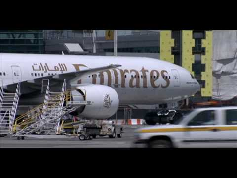 The Emirates Boeing 777.  The World's Highest Performance Vehicle?