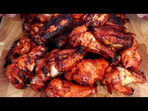 Best way to cook marinated chicken wings