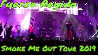 Fuerza Regida Smoke Me Out Tour (Completo)