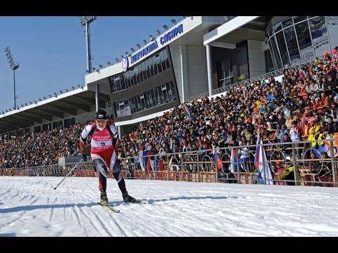 Тюмень стала столицей мирового биатлона