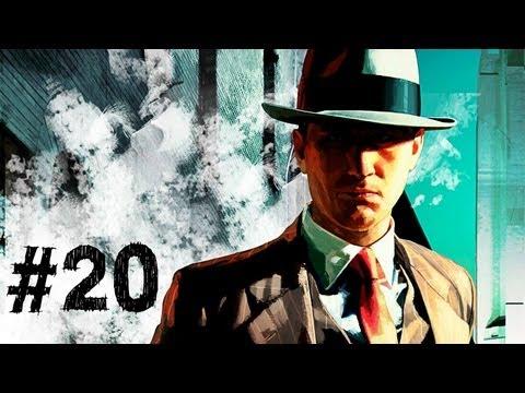 LA Noire Gameplay Walkthrough Part 20 - The Riddler