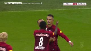 Highlights: tipico Bundesliga, 5. Runde, SCR Altach - FC Red Bull Salzburg 2:3