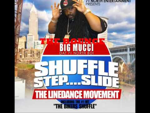 BIG MUCCI - SHUFFLE STEP SLIDE: The LineDance Movement Sampler