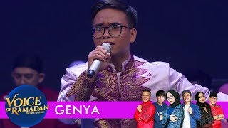 PadaMu Ku Bersujud (Afgan) - Genya | Group B | Voice of Ramadan GTV 2019