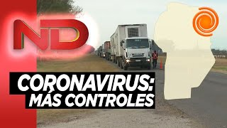 Córdoba pone estrictos controles en ingresos a la provincia por el coronavirus