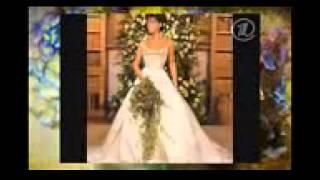 Женская одежда. Самые красивые свадебные платья.  Новинки 2014 # 40