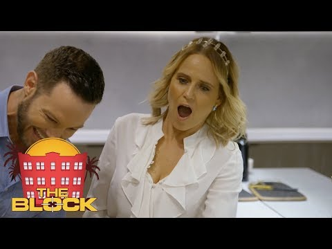 Spence and Kerrie's Kitchen | The Block