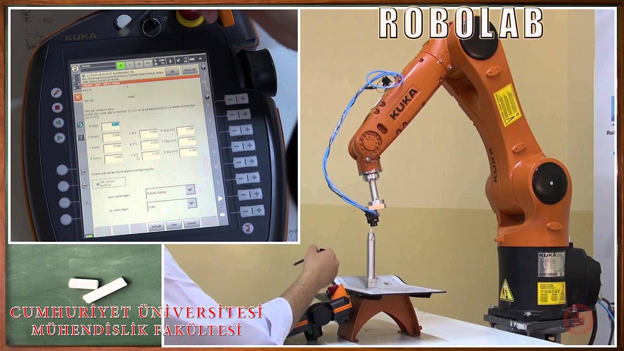 ROBOT PROGRAMLAMA  BÖLÜM 7 UYGULAMA