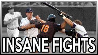 MLB: Bench-Clearing Brawls (HD)