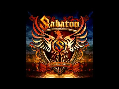 Sabaton - White Death (Guitar Backing Track)