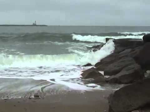 Storm video from Cape Cod