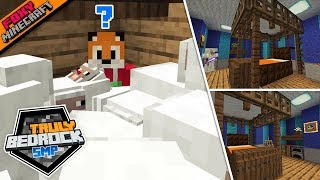 Truly Bedrock [8] Sheep Bombed & New Bedroom on the Survival Island