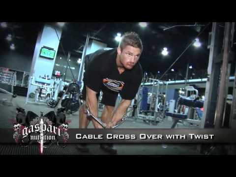 Training Series - Cable Cross Training Tip with Flex Lewis