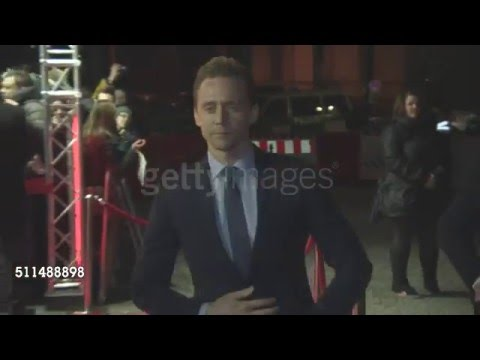 Tom Hiddleston at