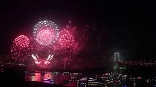 東京花火大祭2018〜 EDOMODE〜①: 2018.8.11